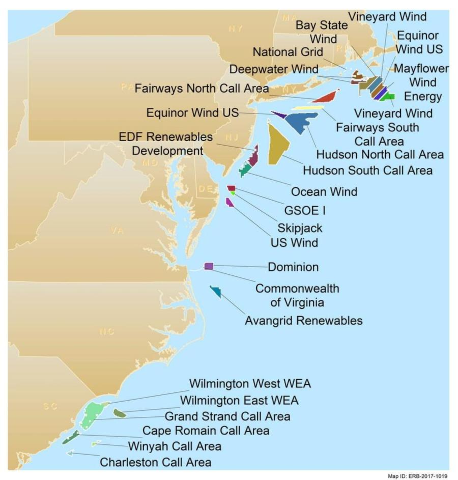 Offshore Wind Power in the US